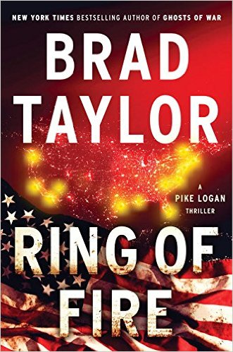 Ring Of Fire Book Review Brad Taylor